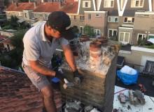 slopen schoorsteen
